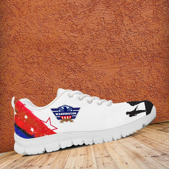 Washington Veteran Sneakers