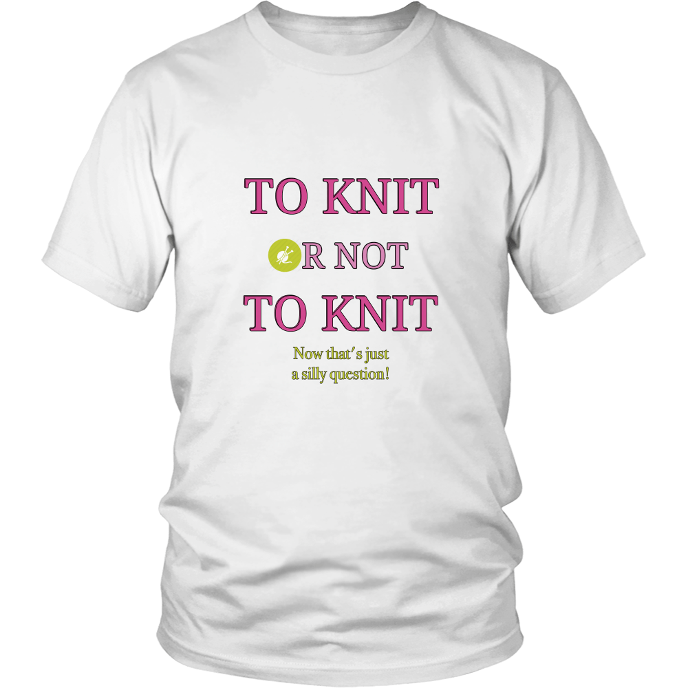 Knit Or Not To Knit - Shopping Haven
