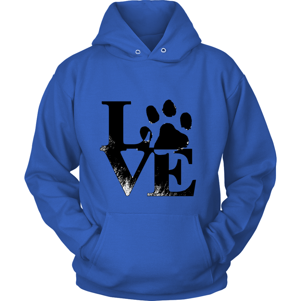 Love Paw Hoodie V1 - Shopping Haven