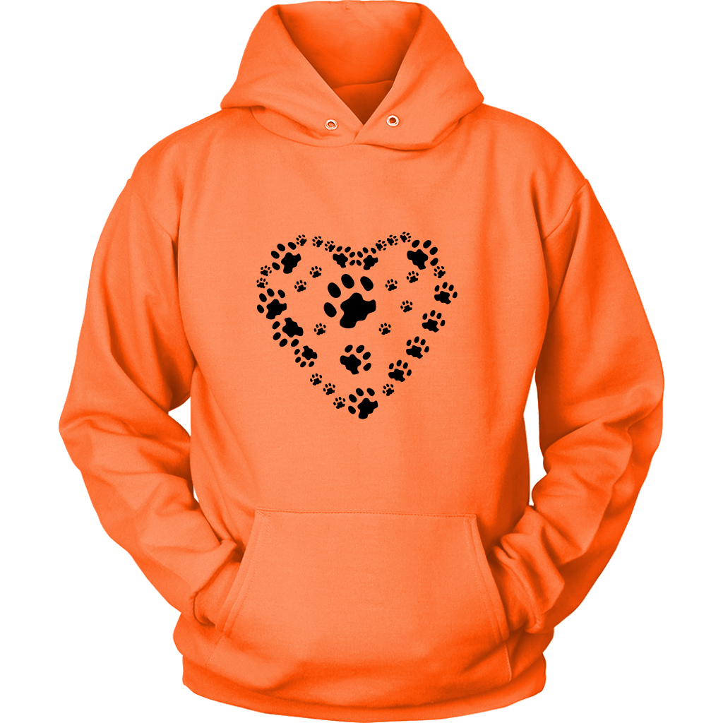 Paws Heart Hoodie V1