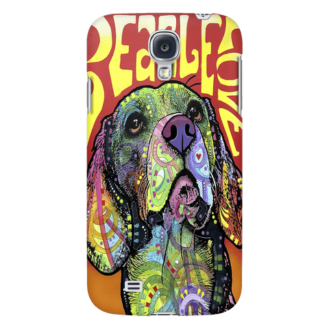 Beagle Love Phone Case V1 - Shopping Haven