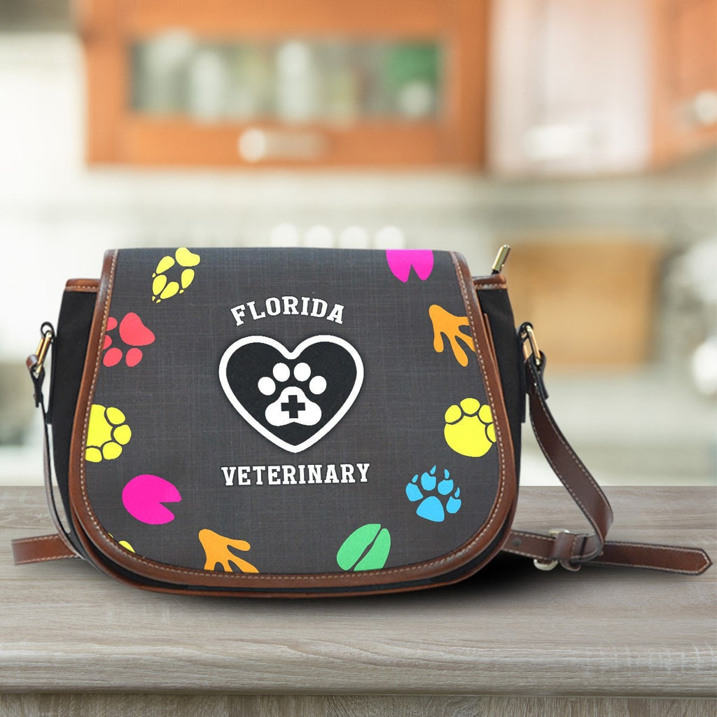 Florida Veterinary Saddle Bag