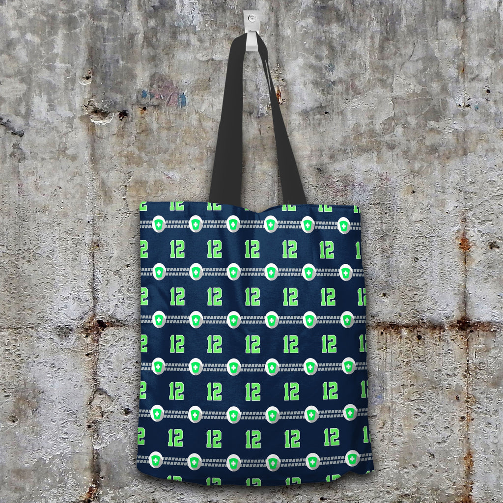 Seattle Nurse Tote Bag