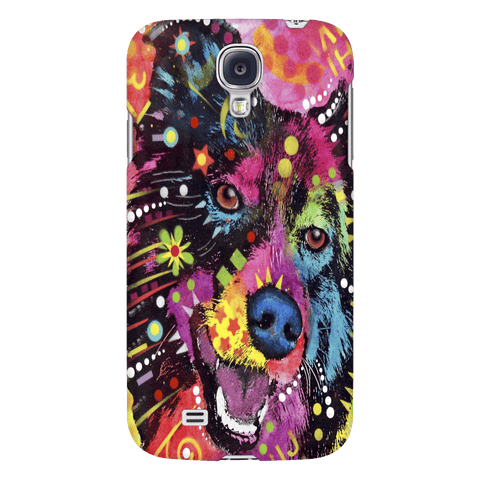 Border Collie Love Phone Case V2 - Shopping Haven