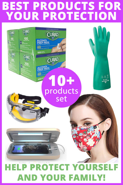 Best Virus Protection Products - Help Protect Yourself And Your Family!