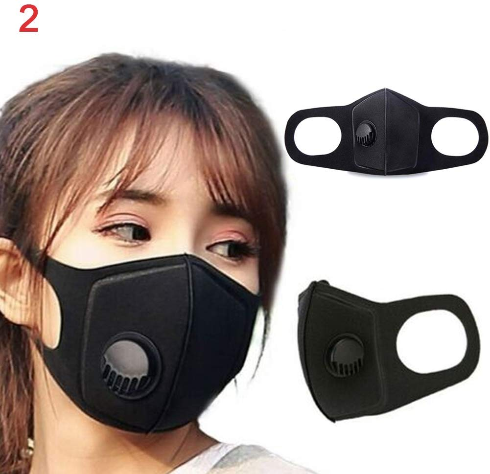 Air Filtration Pollution Breathable Masks