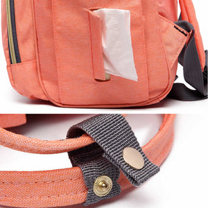 Stylish Maternity Diaper Backpack