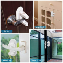 Load image into Gallery viewer, Baby Safety Door Handle Lock