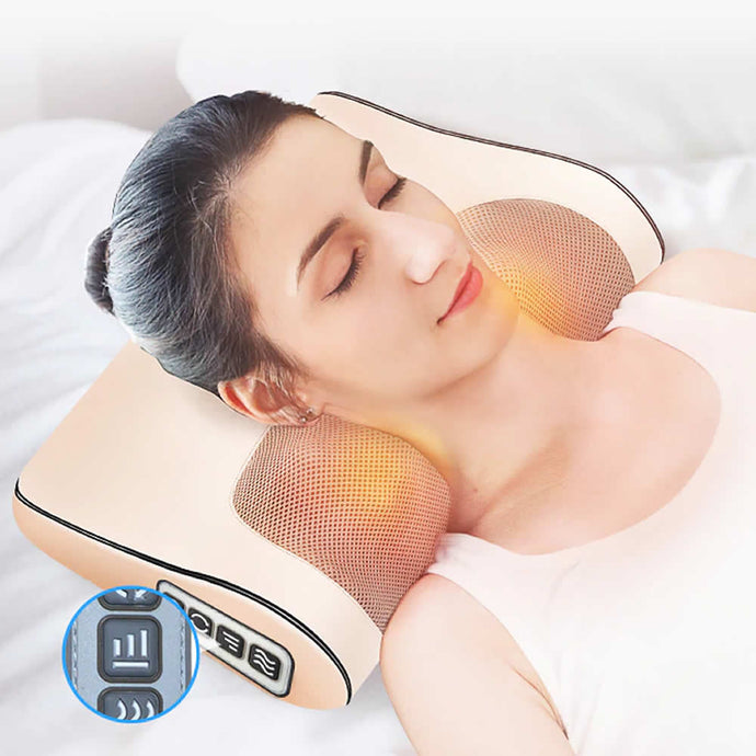 Neck & Body Massage Pillow