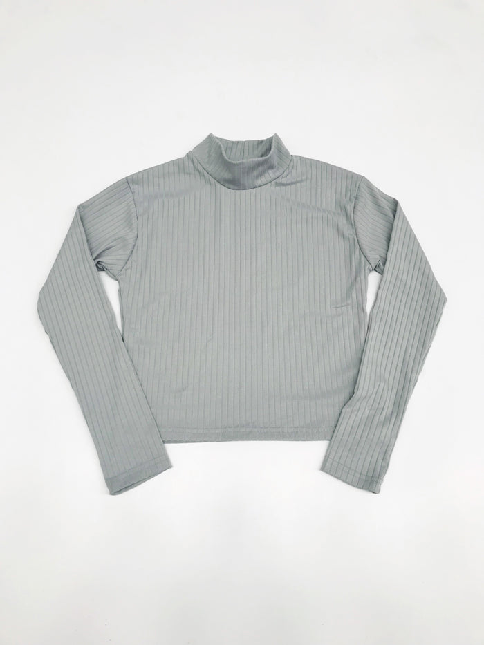 Grey Turtle Neck - Made To Order