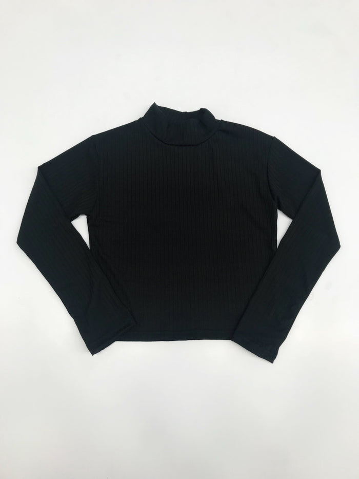 Black Turtle Neck - Made To Order