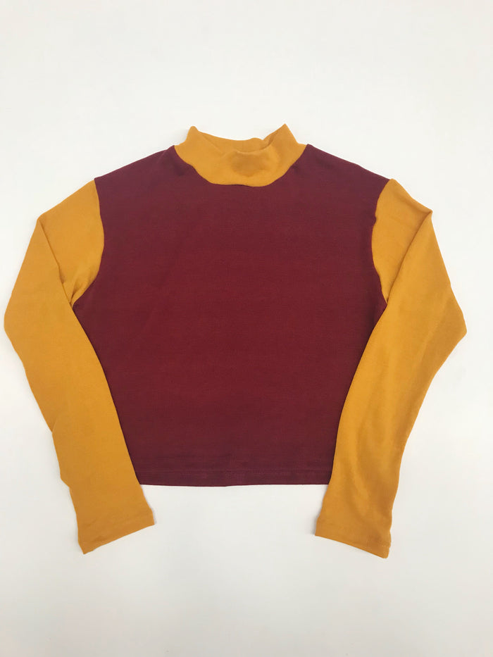 Gryffindor Turtle Neck - MADE TO ORDER