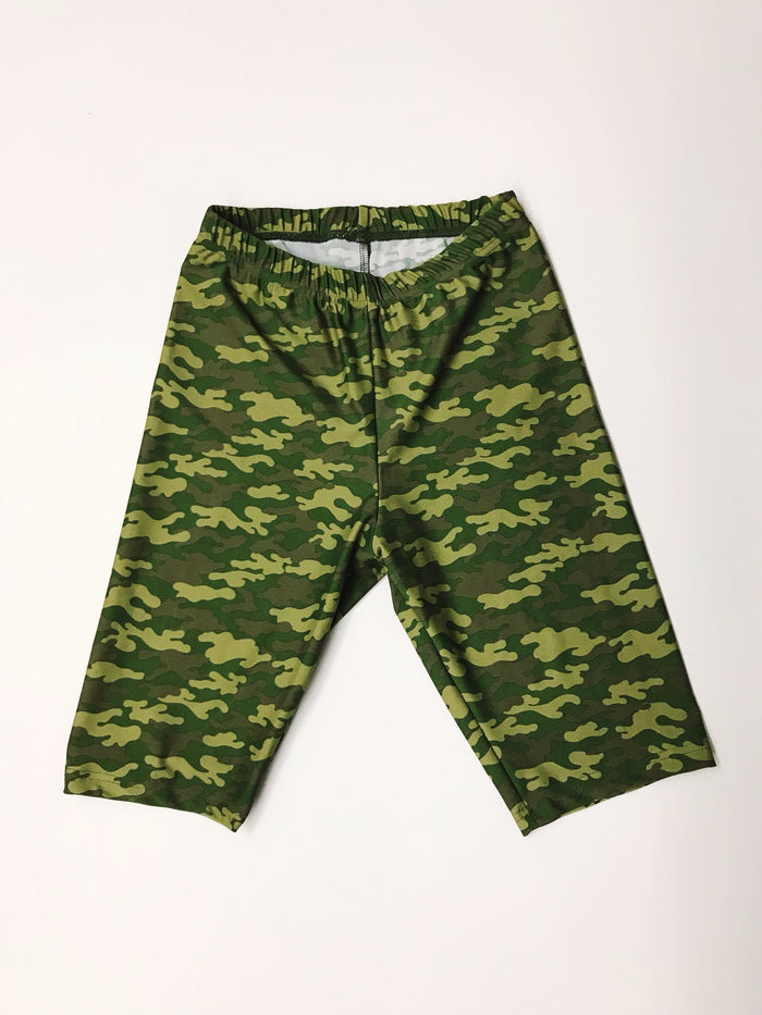 Cycling Shorts Camo