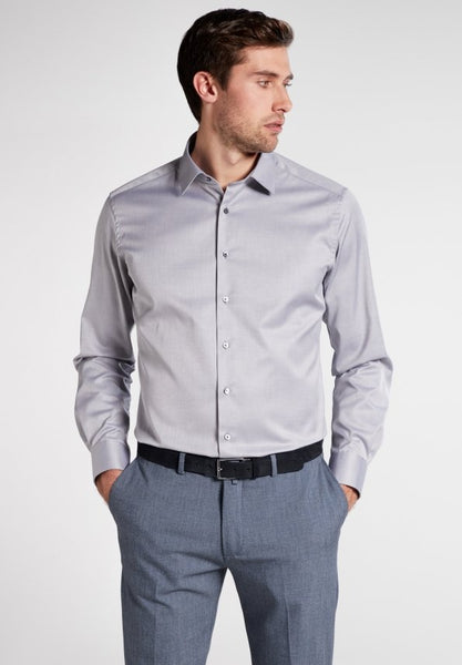 Szürke Moder Fit Ing (Cover Shirt)