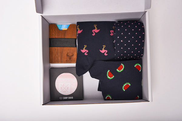 Genlemen's Box - The Flamingo