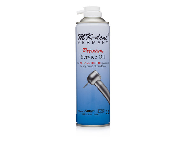 MK-Dent Premium Handpiece Lubricant And Cleaner