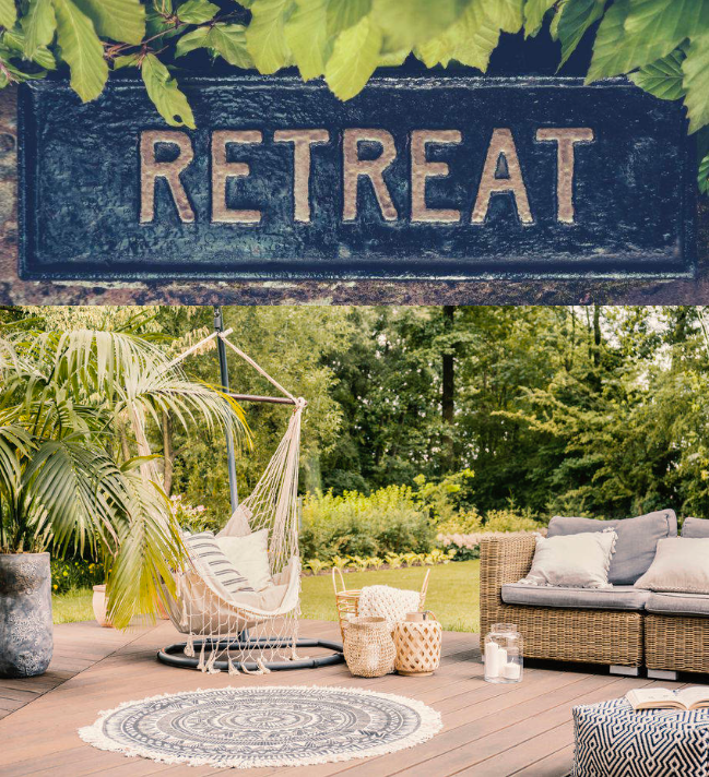 Turn Your Home into a Retreat