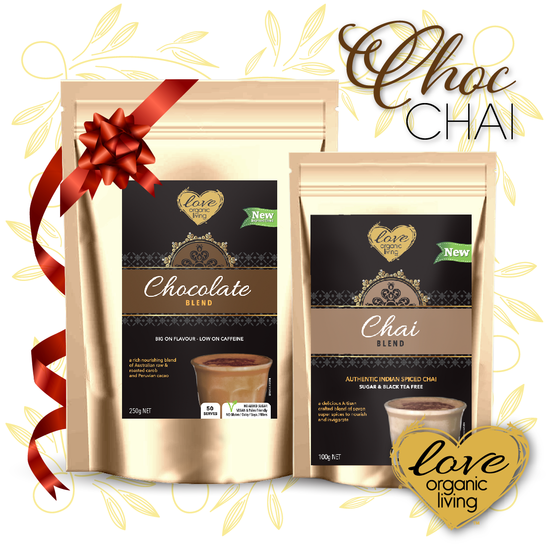 CHOC-CHAI SPECIAL OFFER
