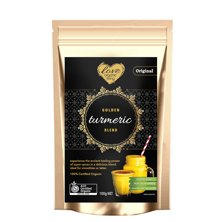 Golden Turmeric Blend - Original - 33 serves