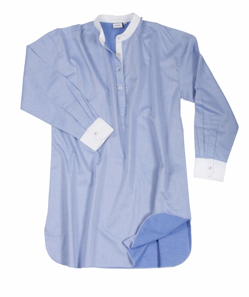 Agnes Chambray Nightshirt