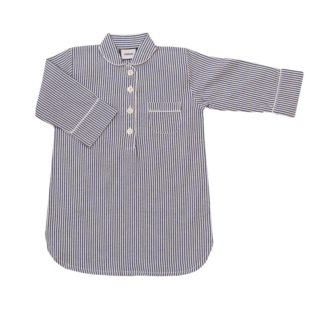 Classic Children's Seersucker Nightshirt
