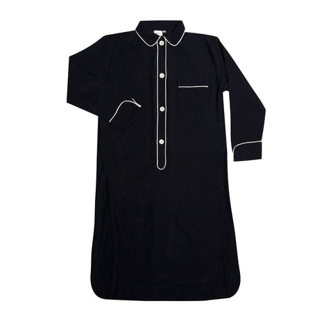 Audrey Silk Nightshirt