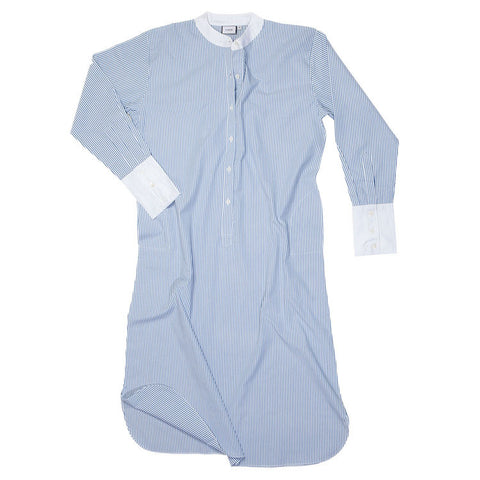 Clemence Striped Nightshirt