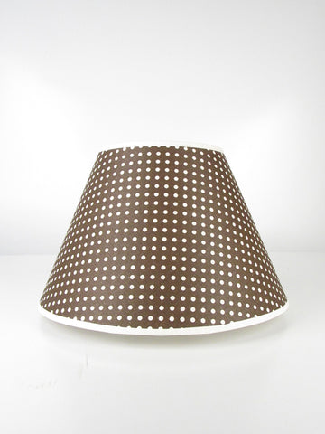 Empire - Brown with Calico Dots and Calico Tape