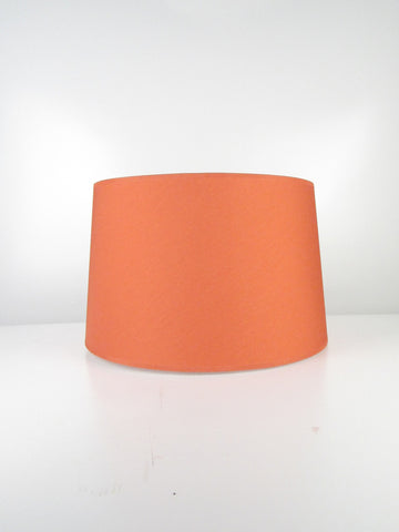 Short Angled Drum - Burnt Orange