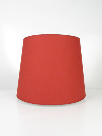 Tall Angled Drum - Russett Red