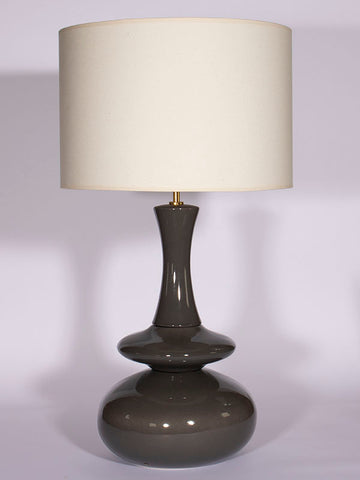 IG028L - Bell Lamp - Grey