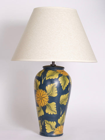 RMV047L Sunflower Lamp Medium Blue