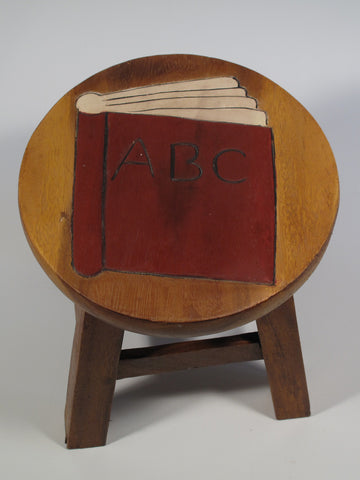 Book Kiddie Stool