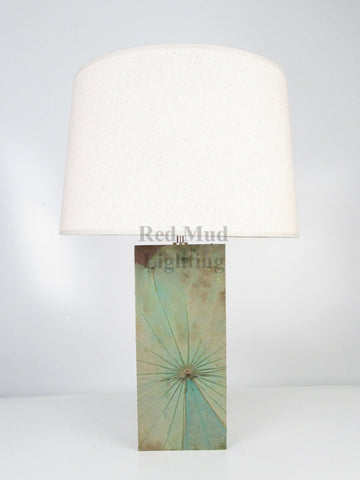 New Lotus Leaf Lamp Medium Light Green