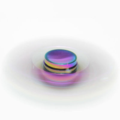 Purple Fusion Metal Spinner