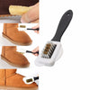 3 Side Shoe Cleaning Brush For Suede and Nubuck Shoes and Boots