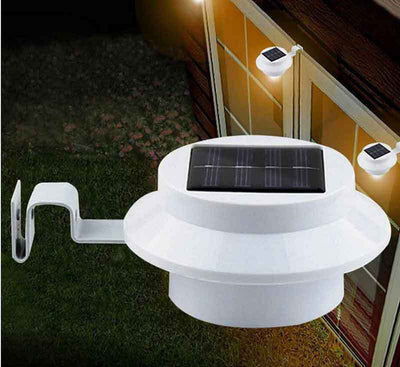 Solar LED Gutter Light