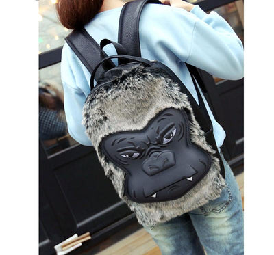Grumpy Gorilla Backpack