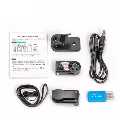 Wireless HD WIFI Camcorder