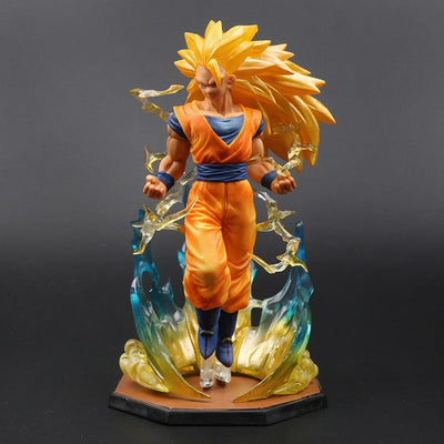 Goku, Gotenks, Kid Buu Figure Toy