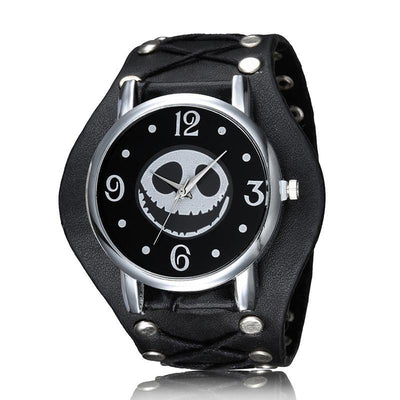 Nightmare Before Christmas Punk Style Wristwatch