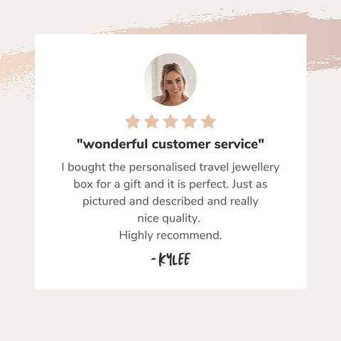 Wonderful Customer Service