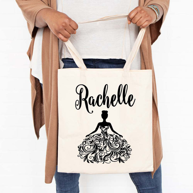 Personalised Bridesmaid Tote