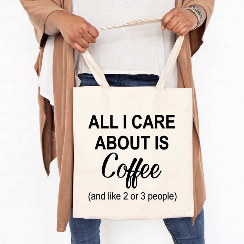 Coffee Lover Tote bag
