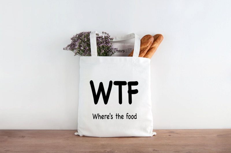 Where's The Food Tote