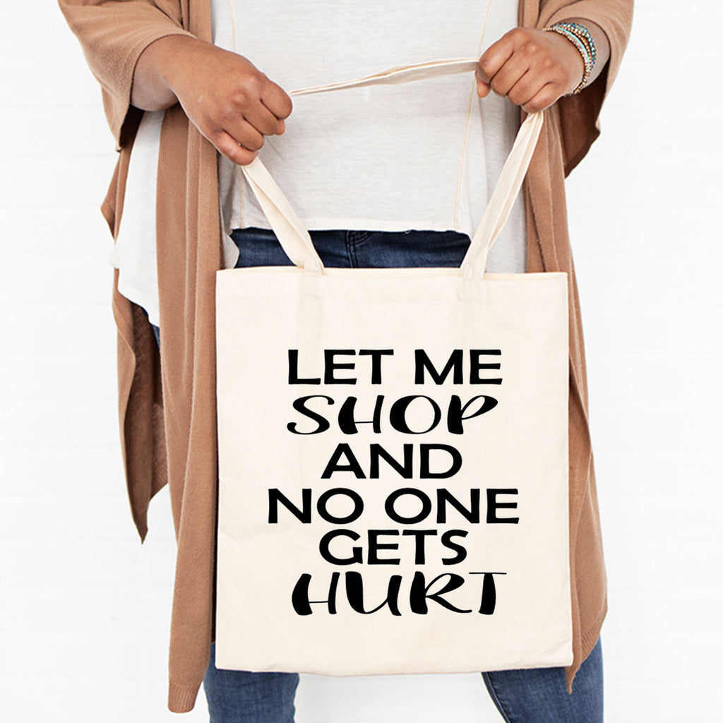 Funny Canvas Tote Bag