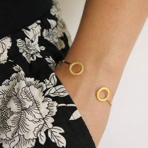 Nora Bangle - JW20 Gold