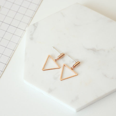 Katy Triangle Earrings - JW37