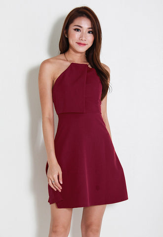 [Le'Summer] Jalen Dress – Y6008 (Red)