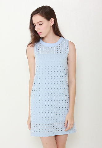 Joli Eyelet Dress – LL2090